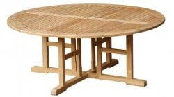 "Teak Furniture Gallery - Balmoral Table 72"" (BT72)"