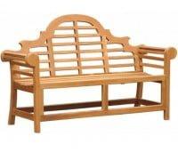 Teak Furniture Gallery - Lutyens Bench 5' (LT5)