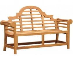 Teak Furniture Gallery - Lutyens Bench 5' (LT5)