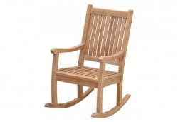 Teak Furniture Gallery - Newport Rocker (NR)