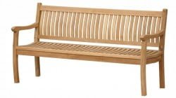 Teak Furnitute Gallery - Rockport Bench 6' (RB6)