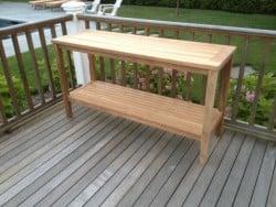 Teak Furniture Gallery - Sideboard 5' (SB60)