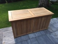 "Teak Furniture Gallery - Storage Chest 51"" (SC51)"