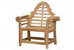 Teak Furniture Gallery - Lutyens Arm Chair (LAC)