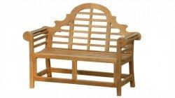 Teak Furniture Gallery - Lutyens Bench 4' (LT4)