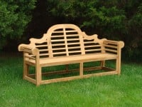 Teak Furniture Gallery - Lutyens Bench 6' (LT6)
