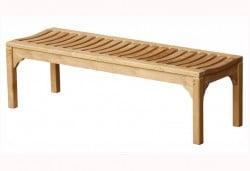 Teak Furniture Gallery - Madison Backless Bench 6' (BK6)