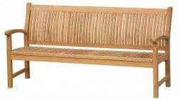Teak Furniture Gallery - Nantucket Bench 6' (NB6)
