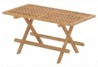 Teak Furniture Gallery - Nautic Rectangle Picnic (NTC)
