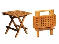 Teak Furniture Gallery - Nautic Square Picnic (NTS)