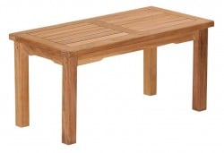 Teak Furniture Gallery - Rectangle Coffee Table (RCT36)
