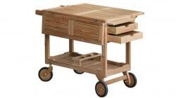 Teak Furniture Gallery - Serving Cart (SVT)