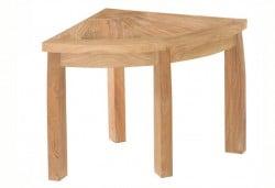 Teak Furniture Gallery - Shower Corner Table (ST)